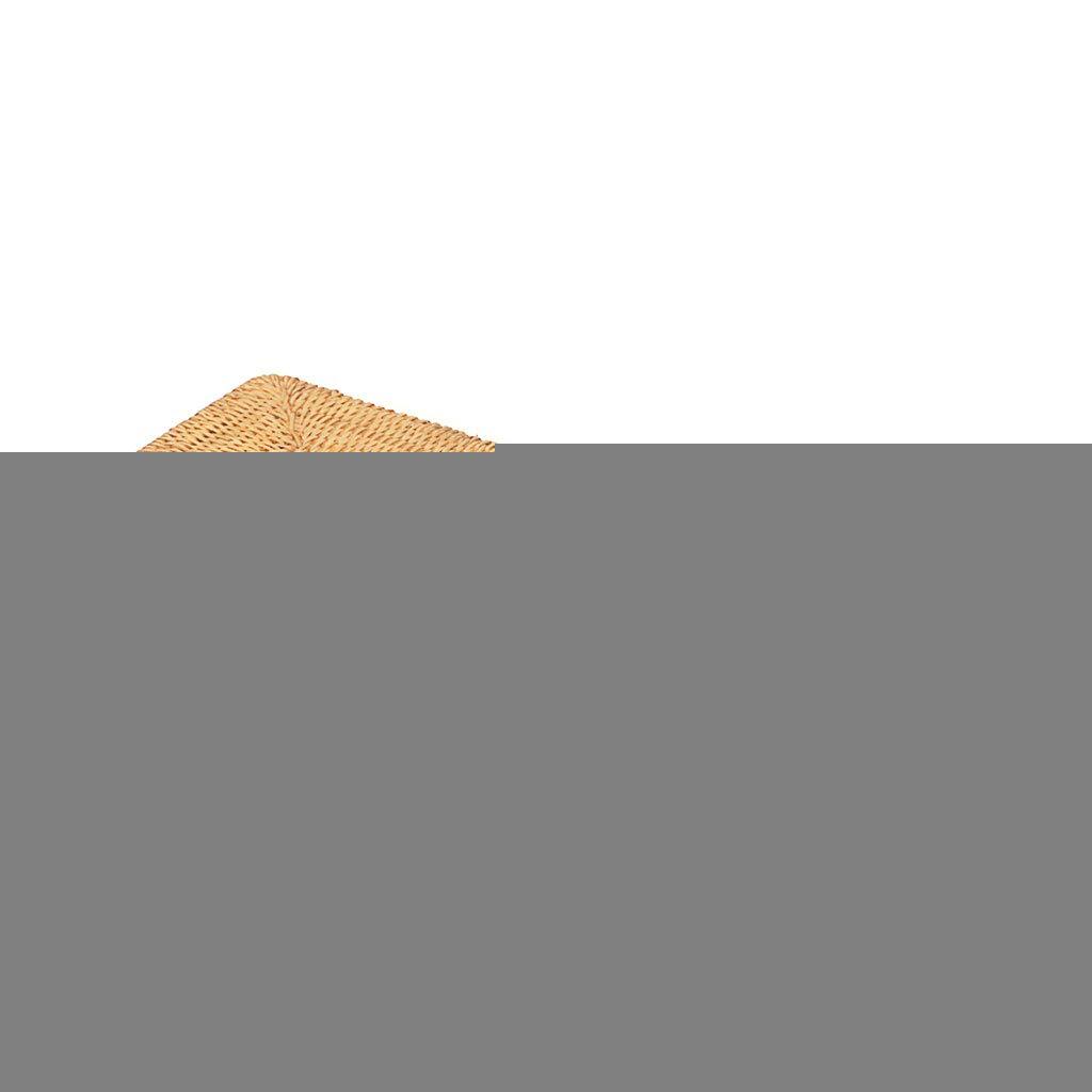 VIccoo ショルダーバッグ レディース ガール サマー ラタン ストロー クロスボディ トートバッグ ビーチ ショルダーバッグ ハンドバッグ メッセンジャー - A# VIccoo  A# B07QS2WJB3