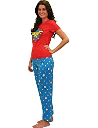 Superhero Pajama Set for Women
