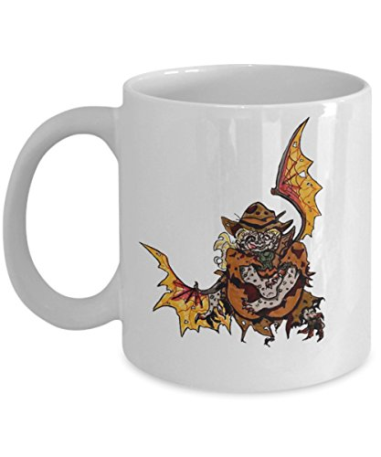 Jeepers Creepers For Jeep Fans Funny Best Gift Haloween day Coffee Mugs, Gift Dad for Father's day Daddy, Gift Idea for Women and Mother, Father's -