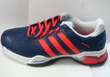 Zapatilla de pádel para Hombre Adidas Barricade - 45603 (42 ...