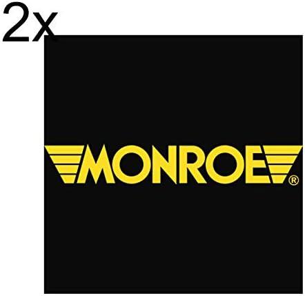 2x Monroe Sto/ßd/ämpfer Federbein Oespectrum Vorderachse 37081