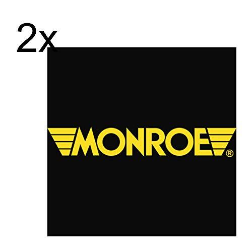 2x Monroe Oespectrum Springs Sp3860 Fahrwerksfeder Spiralfeder