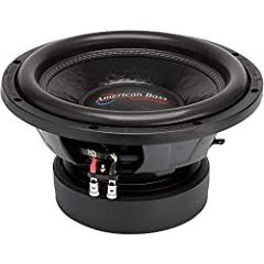 Description: Are you looking for the power of an XFL subwoofer but not the price? Then the American Bass Elite Series is just what you need. The Elite subwoofers are very similar in performance to the XFL except the Elite subs have a stamped ...