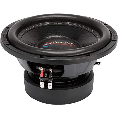 AMERICAN BASS American Bass Elite Series 12 Woofer 1200 RMS 2400 Peak 3 VC / E1244 /