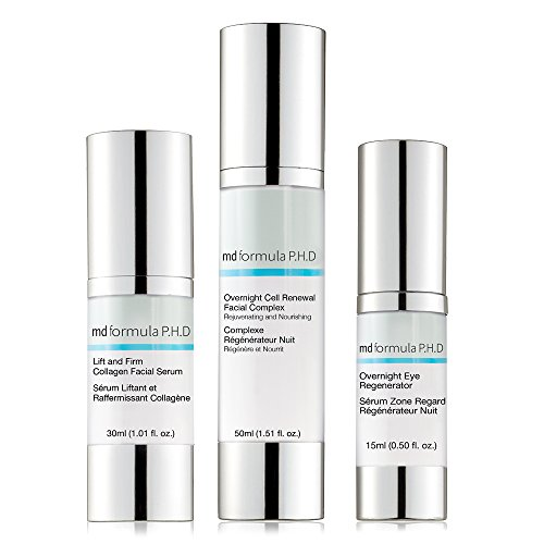 MD Formula P.H.D Lift and Firm Collagen Facial Serum and ...