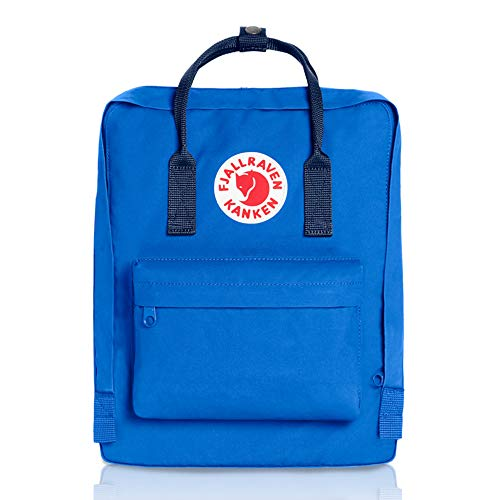 Fjallraven - Kanken Classic Pack, Heritage and Responsibility Since 1960, One Size,UN Blue-Navy ()
