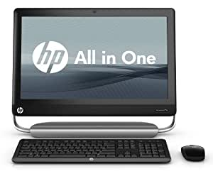 HP TouchSmart 320-1050 Desktop Computer - Black (Discontinued by Manufacturer)