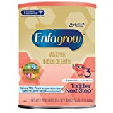Enfagrow Toddler Next Step Milk Drink Powder, Natural Milk Flavor (36.6 oz.) (pack of 2)