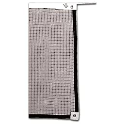 Champro Nylon Badminton Net (White, 68-mm) by Champro