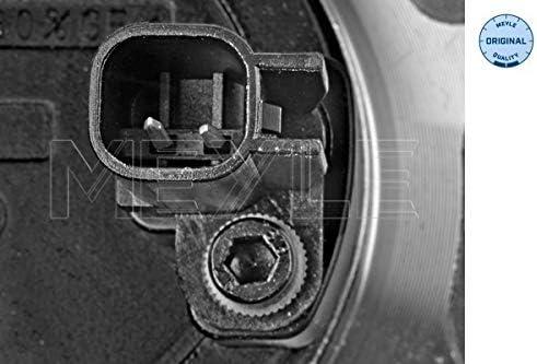 both sides   MEYLE 714 750 0018 Hub Rear MEYLE Original Quality Suspension   Wheel Hub