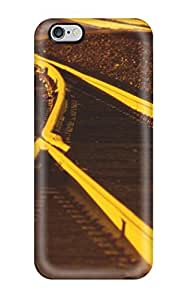 Fashion Tpu Case For Iphone 6 Plus- Railroad Man Made Railroad Defender Case Cover