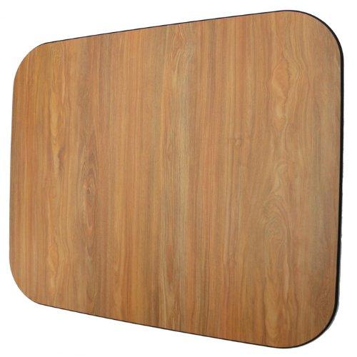- Laminate Chair Mat -Oak-36x42 Rectangle