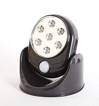 12.5cm Inalámbrico LED Luz para Interior y Exterior - Portátil Iluminación para Patio y jardín y pared Caseta ...
