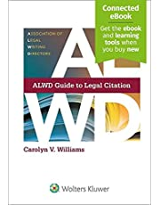 Alwd Guide to Legal Citation: [Connected Ebook]