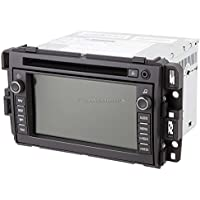 Remanufactured Genuine OEM In-Dash Navigation Unit Display For Chevy & GMC - BuyAutoParts 18-60229R Remanufactured