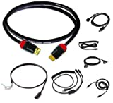 Honeywell 42205155-04E Custom and Non-Returnable Cable, 3800 Direct Connect, Black