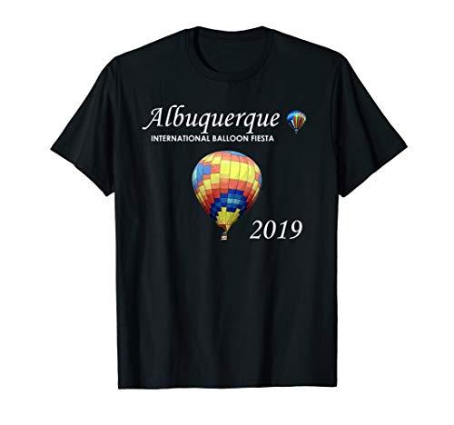 Hot Air Balloon Fiesta Albuquerque - Albuquerque Hot Air Balloon Fiesta 2019 Festival T-Shirt