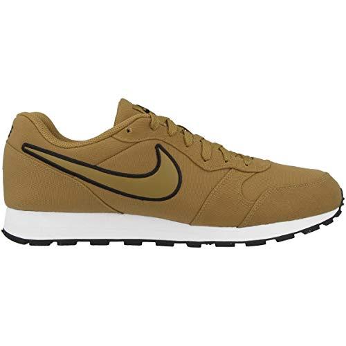 giallo bronzo smorzato Se Nike 200 Md da 2 Runner Scarpe multicolore smorzato fitness da uomo ocra bronzo 6T6xBqwF