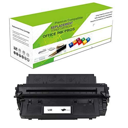 (Replacement Toner Cartridge for L50 - Remanufactured Standard Yield Laser Printer Cartridge for Canon)