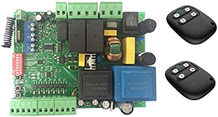 Placa electrónica universal para automoción de puerta corredera.: Amazon.es: Bricolaje y herramientas