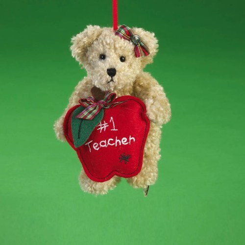 (Miss Wise... #1 Teacher 4019389 Boyd Ornament)