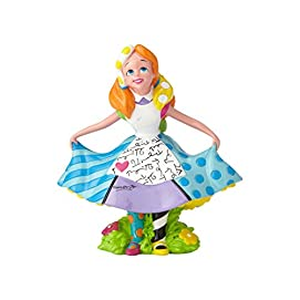 Alice in Wonderland White Rabbit Mini Disney by Britto MIB Enesco NEW DESIGN