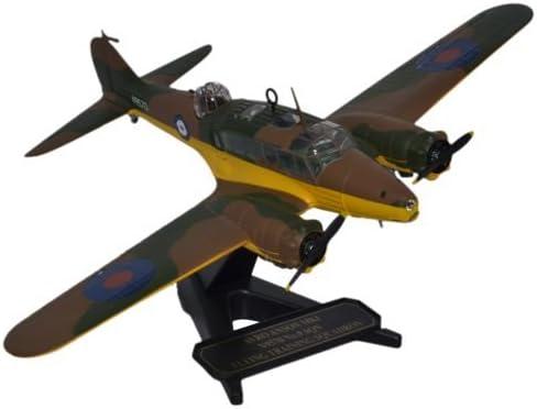1939 Vehicle Oxford Diecast Avro Anson Mk1 No.9 Flying Training Sqn