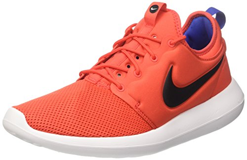 Nike Men's Roshe Two Max Orange/Black/Deep Night Running Shoe 11 Men US