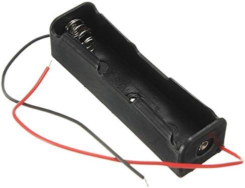 Bluelover 5pcs Estuche de batería DIY Caja para 18650 batería Recargable: Amazon.es: Hogar