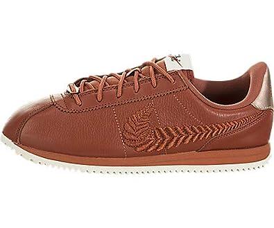 check out 4bbc4 1401e Amazon.com: Nike Cortez Basic Premium Embroidery (Kids): Shoes