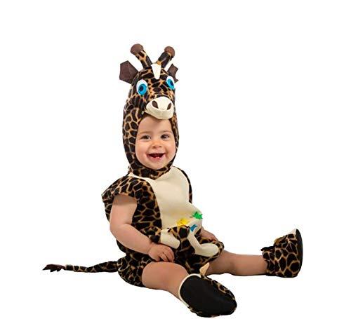 Disfraz o Pelele de Jirafa para bebés de 10 meses: Amazon.es ...