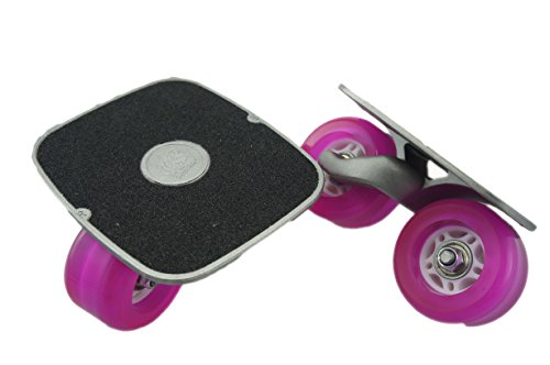 8ede28f95 Goldway Drift Skate Plates with Pu Wheels ABEC-7 Bearings (FBA-Pink ...