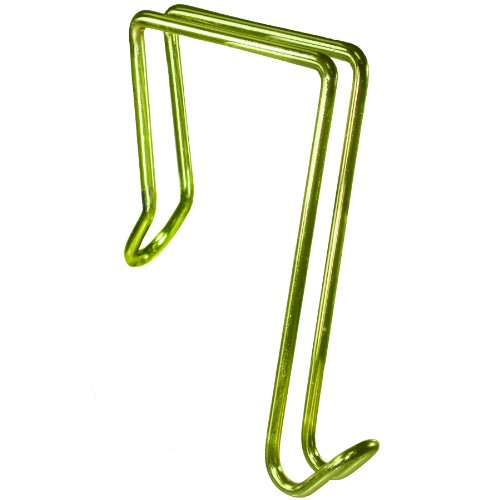 Artistic Coat Clip Cubicle / Partition Coat & Garment Hanger Hook (1309)