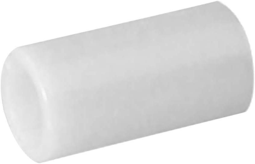 Blanc perfk 10x Fibre Optique Remplacer La Douille en C/éramique De 7mm pour Stylo Rouge