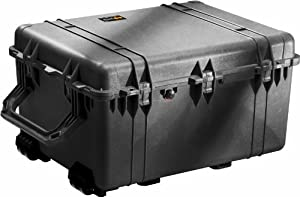 Pelican 1630 Camera Case With Foam (Black)