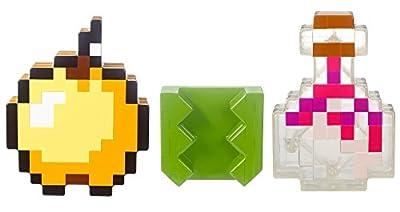 Minecraft Inventory Clip Playset Toy from Mattel