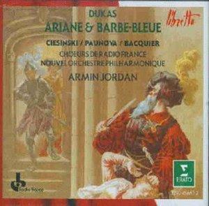 Dukas: Ariane & Blaubart by Ciesinski