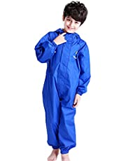 Toddler and Kids Rainsuit Rain Coverall Outdoors Rain Suit (2 - 12 years)