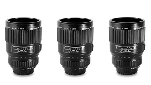 Thumbs Camera Lens Shot Glasses