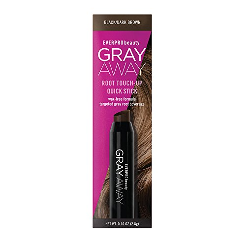 Gray Away Women's Everpro Quick Stick, Black/Dark Brown, 0.1 Ounce by Gray Away Womens (Image #4)
