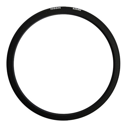 Nissin NI-ZRING82 82 mm Adapter Ring for MF18 Macro Flash by Nissin
