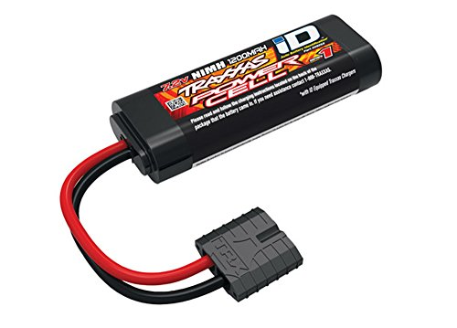 Traxxas TRA2925 Series 1 Power Cell 6-Cell NiMH Battery, 1200mAh (NiMH, 6-C flat, 7.2V, 2/3A)