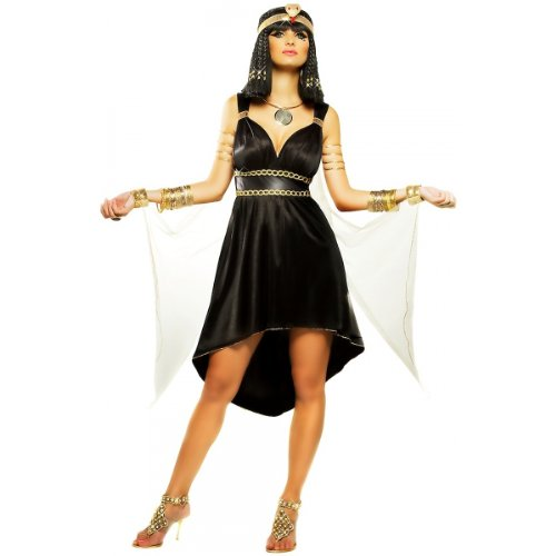 Nile Princess Costume - cute Egyptian Halloween costume