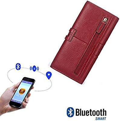 Amazon.com: Cartera con Bluetooth inteligente multifunción ...