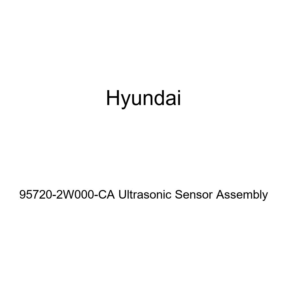 HYUNDAI Genuine 95720-2W000-CA Ultrasonic Sensor Assembly