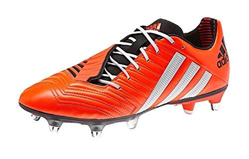 Para Adidas Rugby De Hombre Zapatillas Rojo q440xt