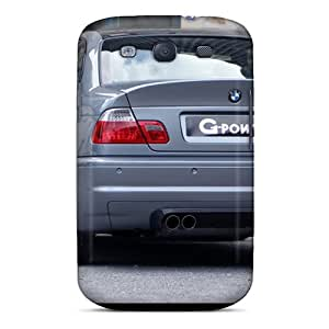 New Style Tpu S3 Protective Case Cover/ Galaxy Case - G Power Bmw M3 Rear