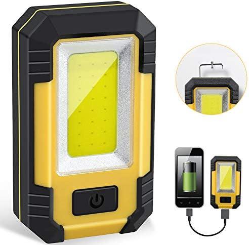Light Rechargeable Waterproof COB Emergency product image