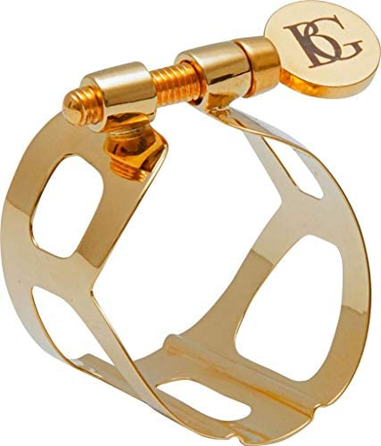 BG ビージー ソプラノサックス用リガチャー L51
