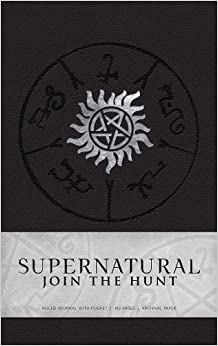 Supernatural Hardcover Ruled Journal por Insight Editions